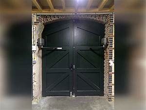 porte de garage sur mesure porte de garage acier et alu With porte de garage automatique