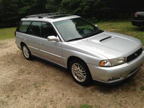 Buy Used 1999 Subaru Legacy Gt Wagon 4-door 2.5l In