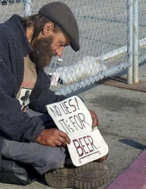 ehrlicher bettler