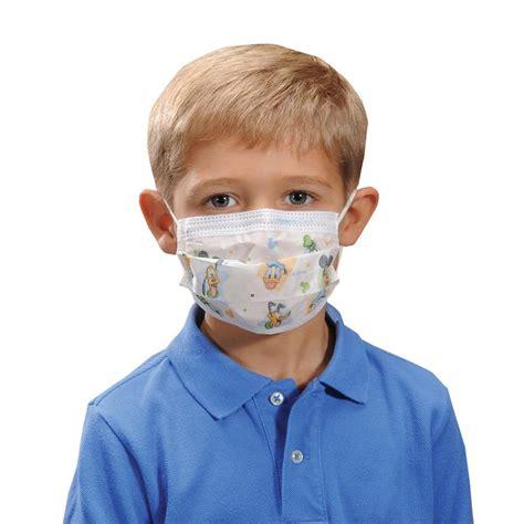 usa kids cartoon face mask disposabl    pm