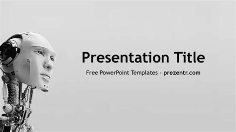 ai powerpoint template prezentr  templates