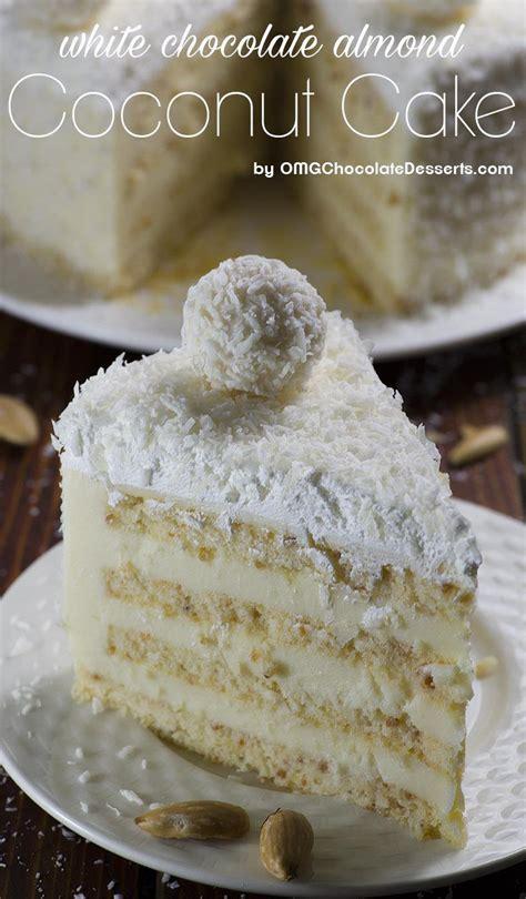 almond coconut cake homemade coconut cake recipe