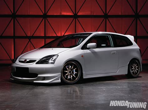 2003 Honda Civic Si Cover Photo 1