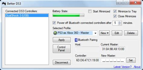 Ps3 Controller With Windows  Austin Tate's Blog