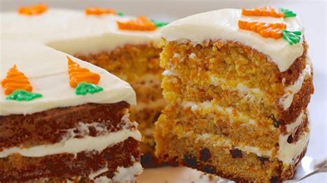 voici la recette du carrot cake gateau incontournable