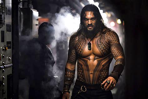 Jason Momoa In Aquaman 2018, Hd Movies, 4k Wallpapers