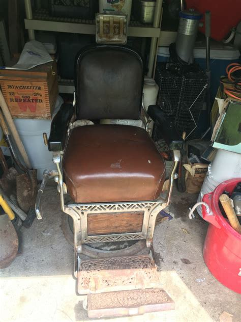 Koken Barber Chair Identification by Koken Barber Chair Identification 28 Images Antique