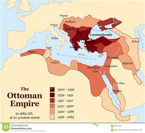 Ottoman Expansion Map by Turkey Urges Islamic World To Unite Against Israel