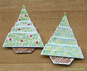 Origami Facile Noel : sapin archives cabane id es ~ Melissatoandfro.com Idées de Décoration