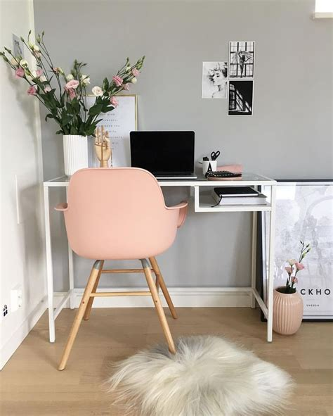 Corner Desk Design Ideas by Best 20 Pink Desk Ideas On