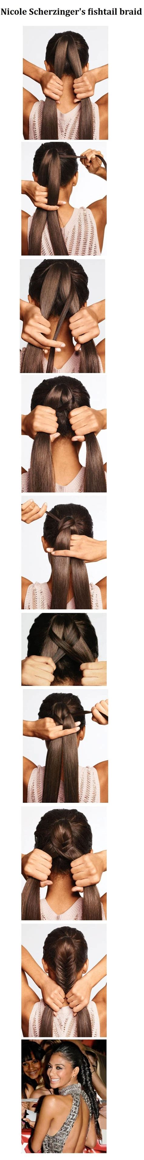 The 25 Best Fishtail Braids Ideas On Pinterest Hair