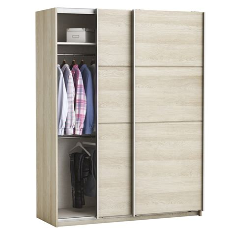 Garde Robe Portes Coulissantes by Garde Robe 2 Portes Coulissantes Ch 234 Ne