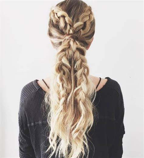 pretty charming ponytail hairstyle ideas