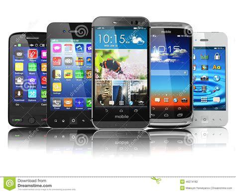 Choix Du Téléphone Portable Différents Smartphones
