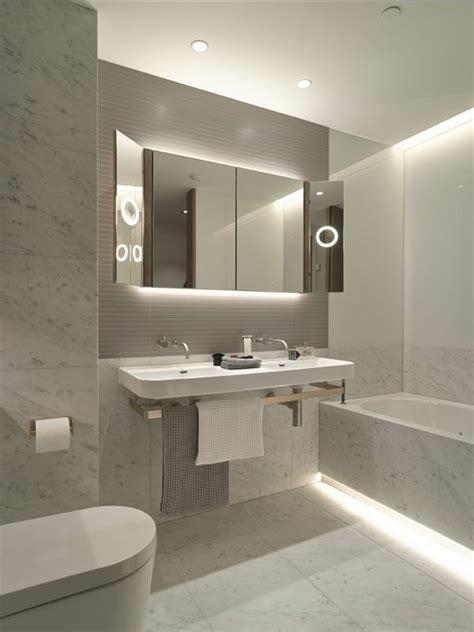 led fliesenbeleuchtung fuer ihr badezimmer