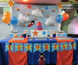 dragon ball birthday party ideas photo 1 of 13 catch