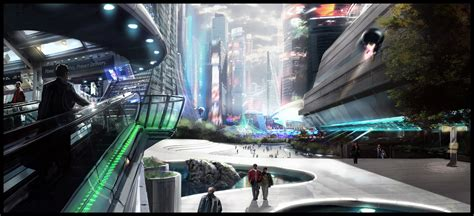 Remember Me Neo Paris 2084 Concept Art By Jamga On