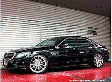 Almost VIP Style SClass From OfficeK autoevolution