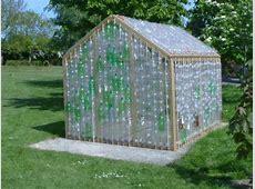 Kleines Gewächshaus selber bauen Mini Treibhaus aus