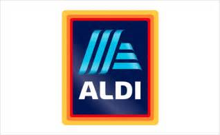 designer news supermarket aldi reveals new logo design logo designer