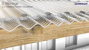 Wellplatten Verlegen Video : verlegung lichtplatte acryl youtube ~ Articles-book.com Haus und Dekorationen