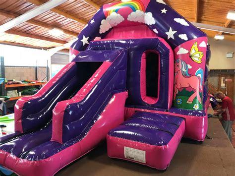 unicorn bouncy castle hire barnsley tarn party hire bouncy
