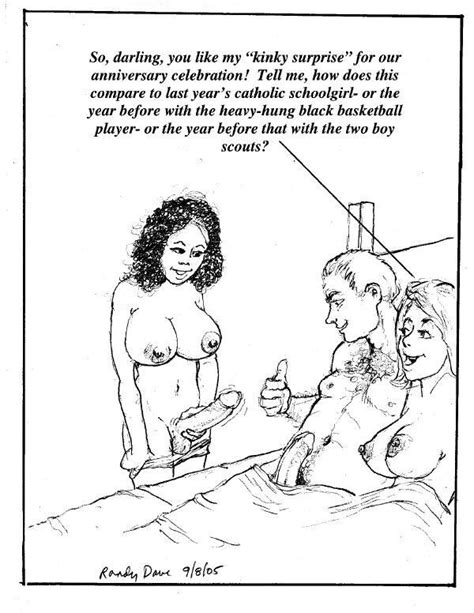 Randy Dave Cartoon