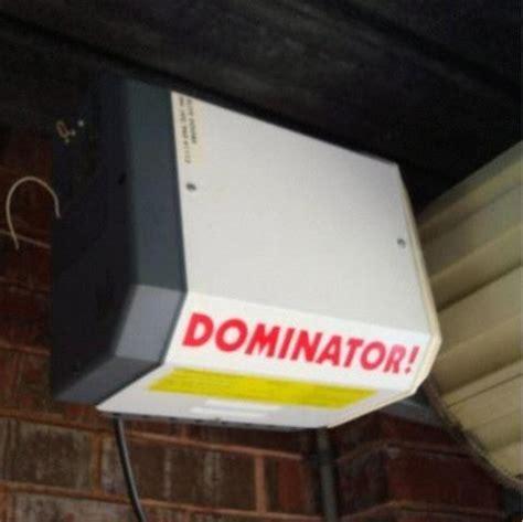 sell dominator ybs dom garage door remote sunshine garage sunshine garage  gate