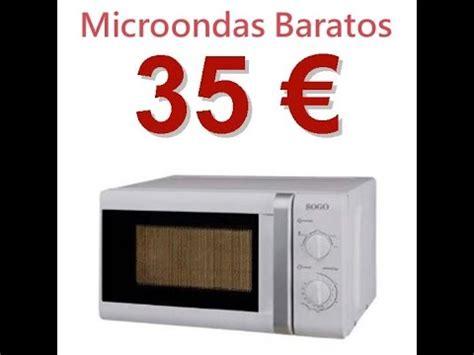 consejos clave  antes de comprar  microondas barato