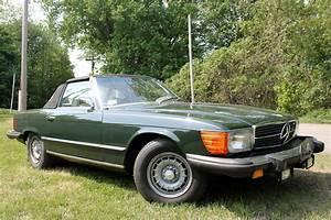 1974 Mercedes-benz 450 Slc Convertible