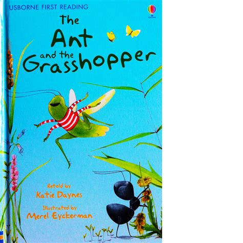 the ant and the grasshopper book club