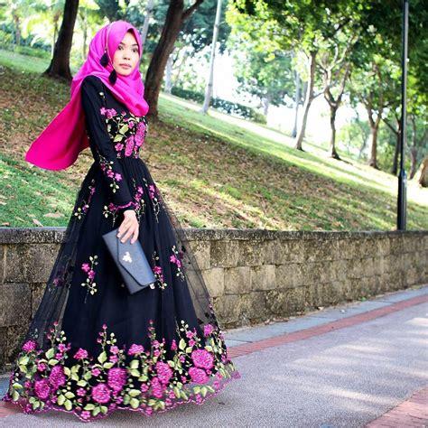 inspirasi desain busana muslim remaja terbaru