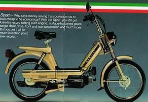 Garelli Sport Moped