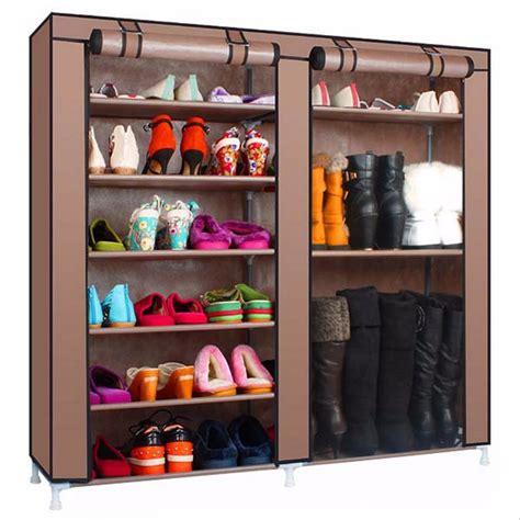 Rak Sepatu 2 Susun jual sale rak sepatu 2 pintu 12 susun di lapak unu unu1