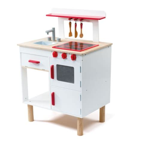 jeux de grand prix de cuisine grande cuisinière en bois oxybul pour enfant de 3 ans à 8