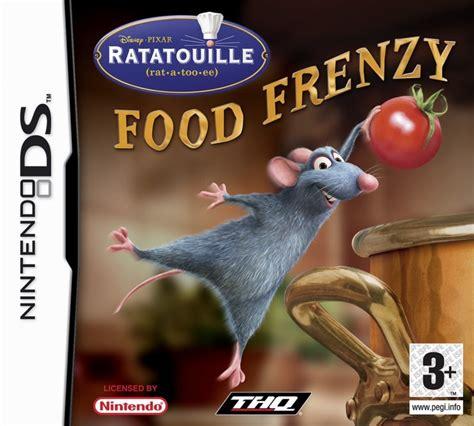 jeux cuisin ratatouille cuisine en délire annoncé