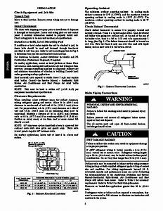 Carrier 25hba 2si Heat Air Conditioner Manual