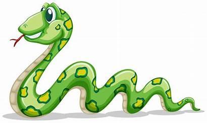 Snake Crawling Vector Freepik