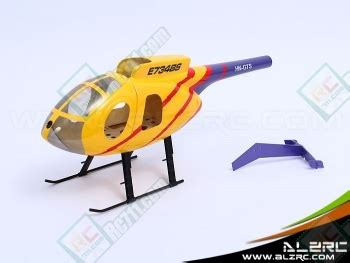 alzrc 250 md500e scale fuselage alzrc 250 md500e scale fuselage c for alzrc t rex 250