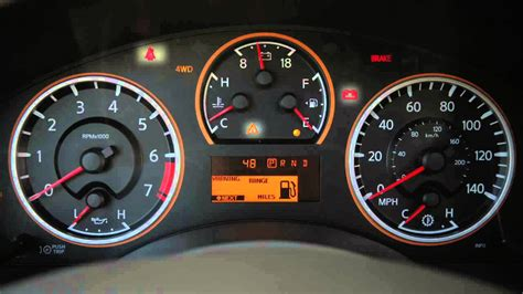slip indicator light nissan armada adiklightco