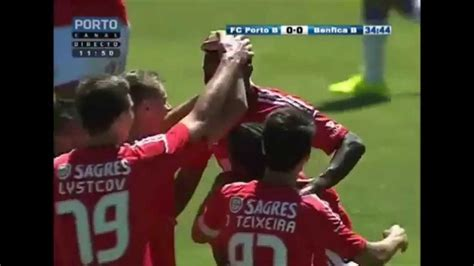Yes for both teams to score, with a percentage of 60%. VIDEO   Porto B 0 - 3 BENFICA B - YouTube