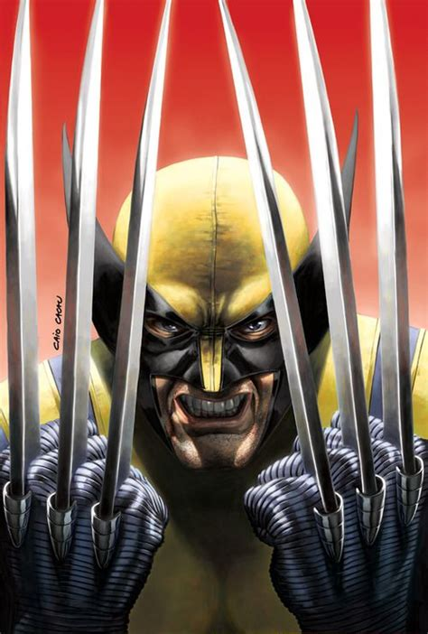 Wolverine, Claws & All  Wolverine  Pinterest Comic