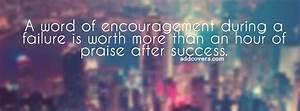 Encouragement Quotes Facebook. QuotesGram