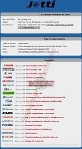 Antivirus En Ligne Kaspersky : jotti analyse de fichiers multi antivirus gratuit en ligne ~ Medecine-chirurgie-esthetiques.com Avis de Voitures