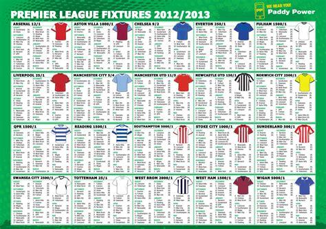 Southampton v leicester city english premier league. Premier League Fixtures Wallpaper