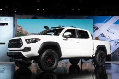2019 Toyota Tacoma Expert Reviews, Specs And Photos Carscom