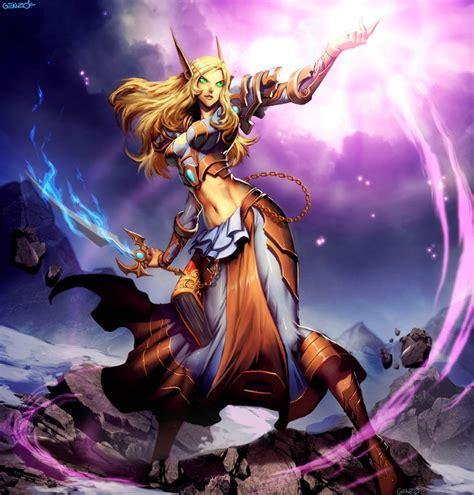 Net Deck Hearthstone by Warcraft Siaranna By Genzoman On Deviantart