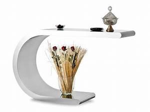 console table matrix 160 x 50 875 cm design claudio With superior idee deco entree maison 0 console en verre 50 idees de decoration dinterieur