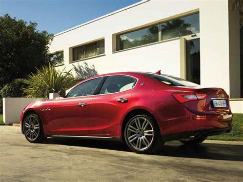 Maserati Ghibli Rental  Book Luxury Car