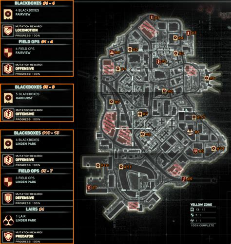 zone prototype collectibles yellow map gamesradar guide achievements